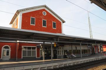 Ingelheim駅